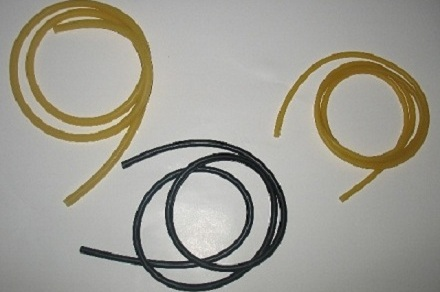 316132-B10 . Latex Surgical Tubing